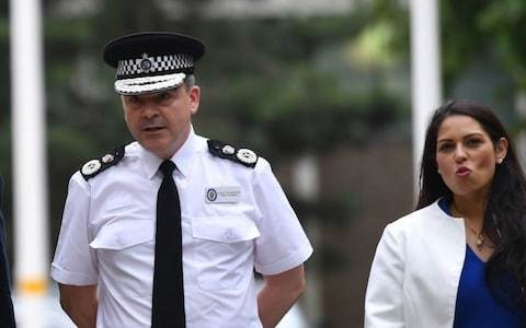 At last, here's a Home Secretary who's prepared to terrify criminals