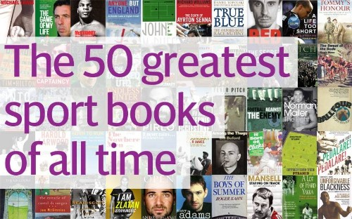 The 50 best sports books ever written - Telegraph