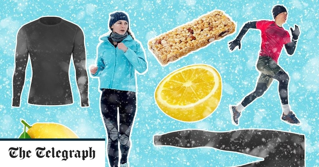 Steering clear of the gym? Here's how to exercise outdoors and stay fit this winter