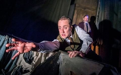 How my novel, The Woman in Black, came to haunt the West End
