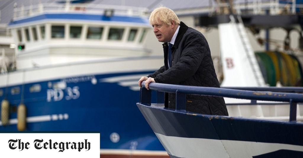 Why Boris Johnson's deal could completely wipe out the British fishing industry