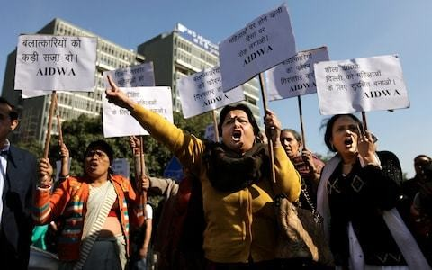 Indian woman gang raped for a second time as 'punishment' for refusing to drop charges