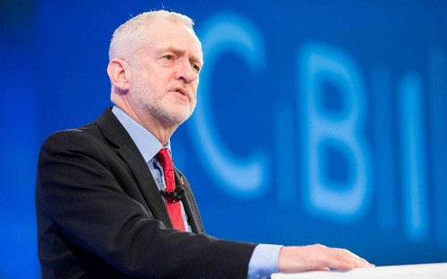 Businesses reject Jeremy Corbyn's wooing and warn he would trash Britain's economy