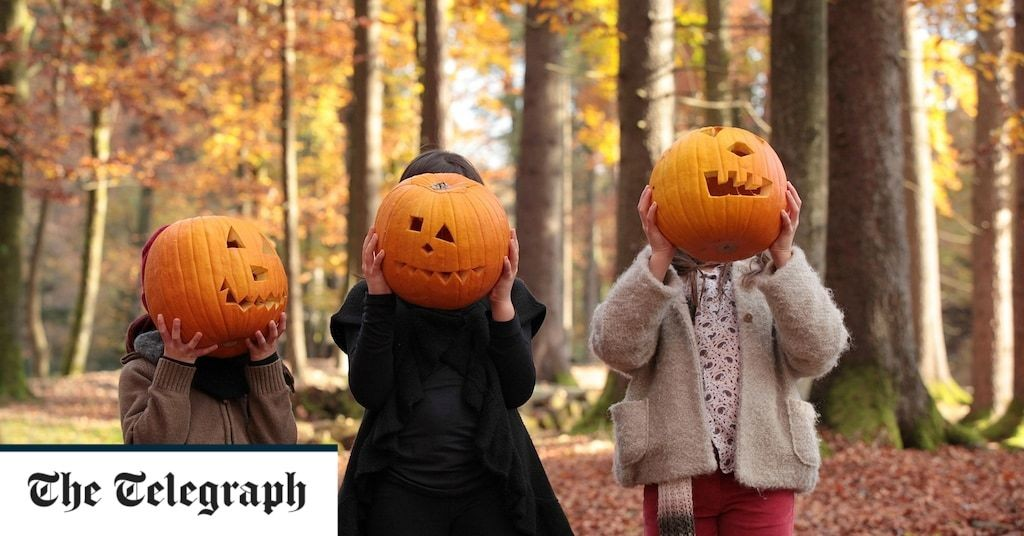 Halloween 2020: trick-or-treating, fancy dress costumes and why we carve pumpkins on October 31