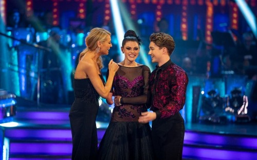 Strictly Come Dancing 2018 semi-final results, live: Lauren Steadman eliminated after dance-off defeat to Ashley Roberts