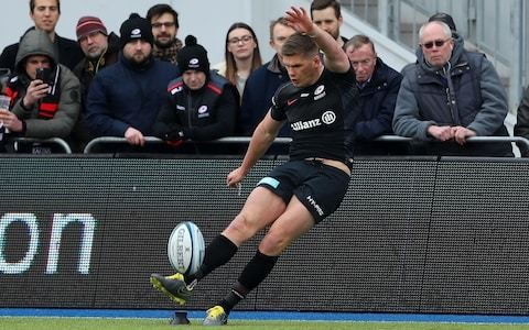 Performances of Tyler Bleyendaal and Owen Farrell could decide Saracens vs Munster Champions Cup semi-final