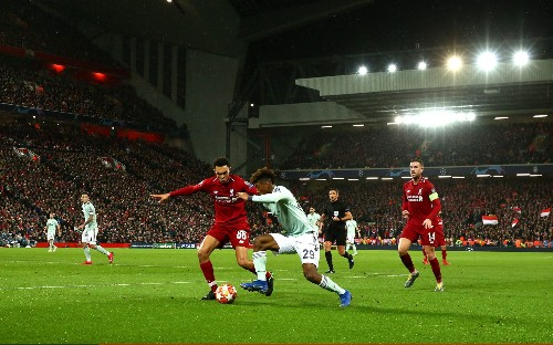 Liverpool vs Bayern Munich, Champions League last-16, first leg: live score and latest updates