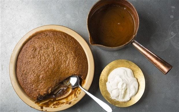 Deliciously stodgy British pudding recipes
