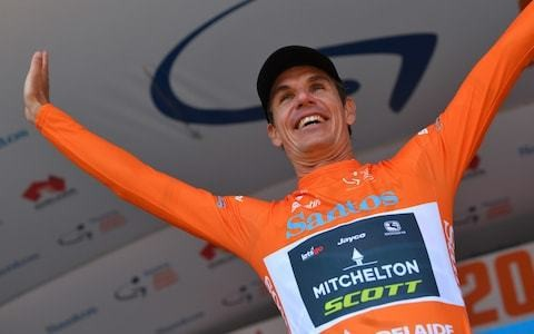 Tour Down Under 2020, stage five – full results and standings: Daryl Impey snatches overall lead from Richie Porte