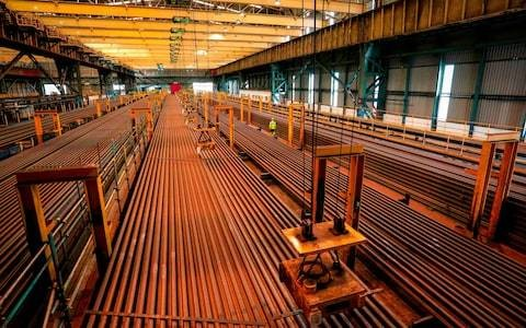 The real reason Turkish army fund is buying British Steel