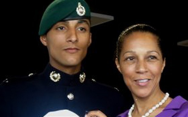 Minister's son quits Marines after nightclub brawl