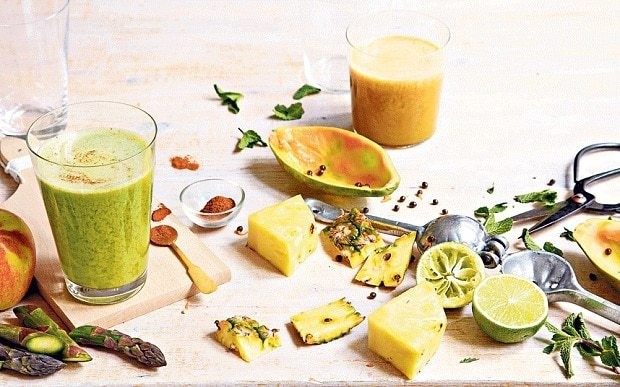 Juicing: say no to kale and yes to these other ingredients