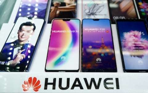 Huawei boosted UK economy by £1.7bn in 2018 amid security fears