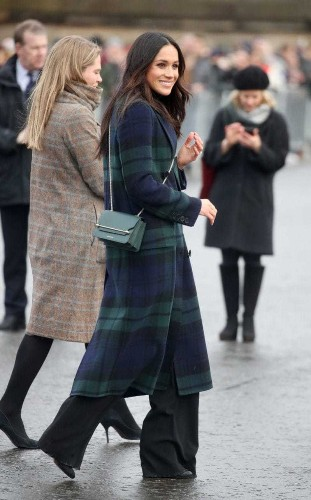 How the royal family made tartan their Scottish style staple