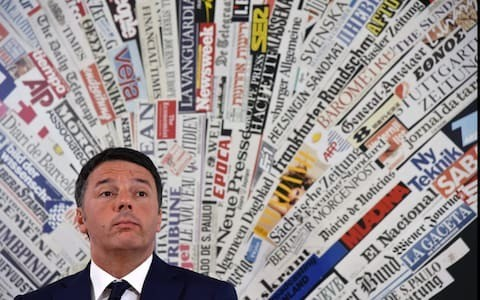 Italian former prime minister Matteo Renzi forms new party in blow to week-old coalition