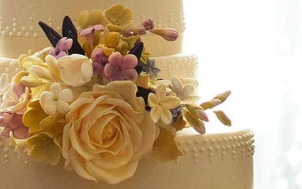 Five of the best wedding cakes
