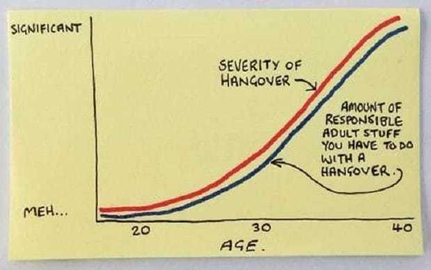 10 drawings that perfectly sum up adult life