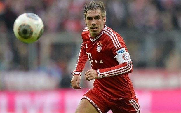 Arsenal v Bayern Munich: Philipp Lahm is a renaissance man thriving under manager Pep Guardiola