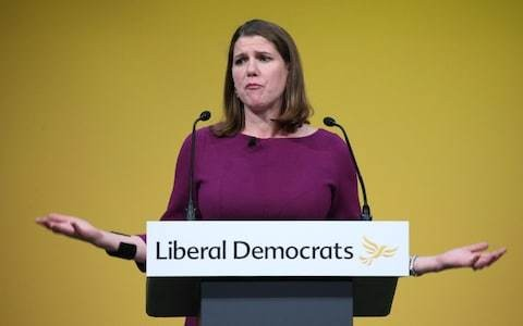 Jo Swinson says she's ready to be next Prime Minister