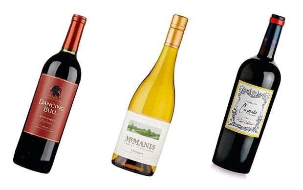 Wine Review: Californian wines for around £10