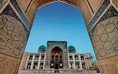 Uzbekistan: the most fascinating country you've never been to
