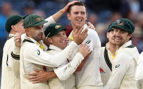 Scyld Berry's Ashes verdict: Australia turn screw as England face prospect of Josh Hazlewood being handed new ball