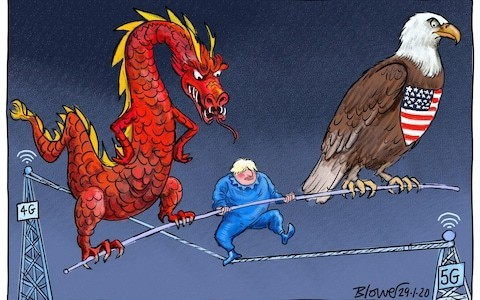 The PM has handled his first foreign policy conundrum well
