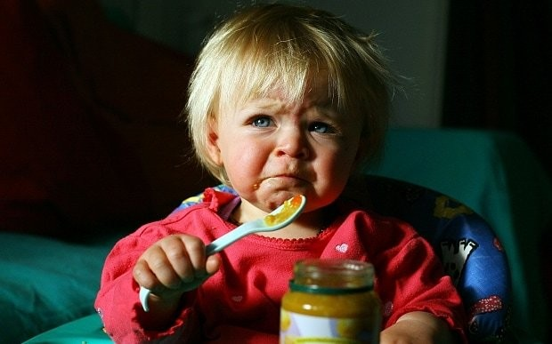 Forcing 'picky eaters' to try food they do not like 'makes them more likely to become anxious'