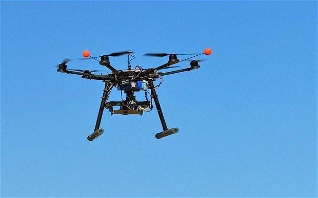 EU 'spent £320 million on surveillance drone development'