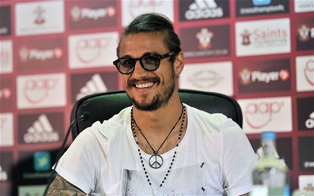 Pablo Daniel Osvaldo - football's Johnny Depp lookalike ready to take starring role for Southampton