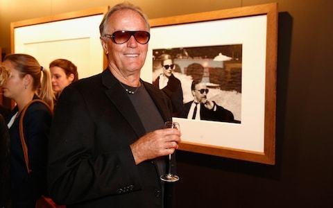 Peter Fonda dies aged 79 from respiratory failure