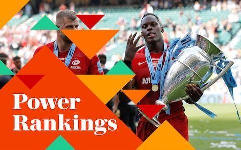 End-of-season Power Rankings: Where did the 40 European clubs finish?