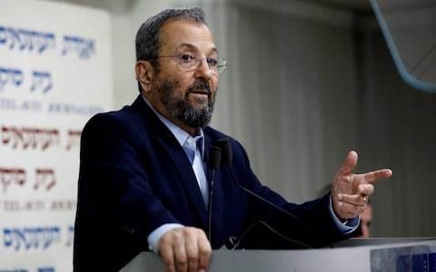 Ehud Barak announces Israeli politics comeback to defeat Benjamin Netanyahu