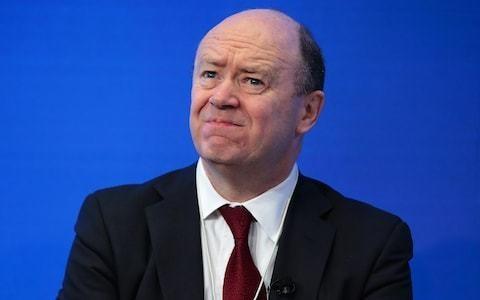 Ex-Deutsche chief John Cryan to chair Man Group