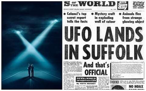Britain's Roswell: what really happened in the Rendlesham Forest UFO incident?