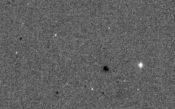 Wish you were here: ExoMars spacecraft sends first picture back to Earth