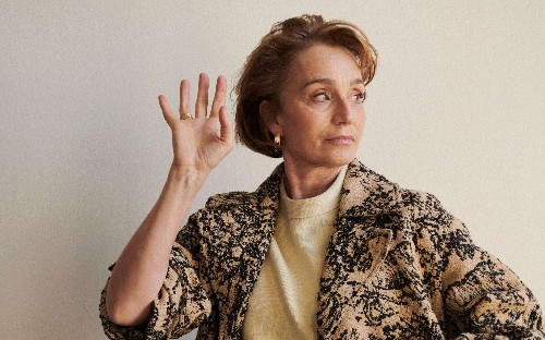 Kristin Scott Thomas: 'It was very uncool to be middle class... I got bullied because of the way I spoke'
