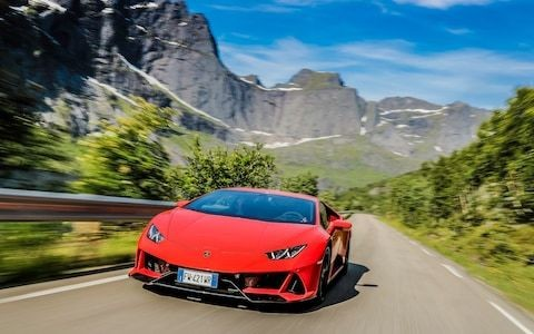 Lamborghini Huracan Evo review: a 200mph supercar provides a lesson in the art of going slowly