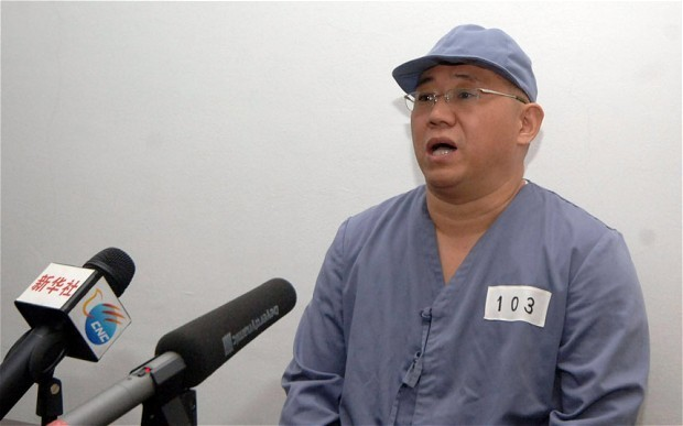 Kenneth Bae calls on US to take action to secure release from North Korean jail