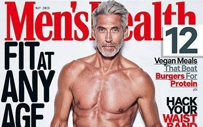 Can you really dodge the dad bod and become a midlife Adonis?