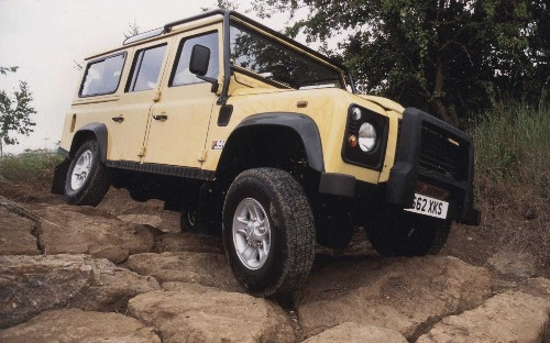 Modern classic 4x4s: proper off-roaders to buy now before they rise in value
