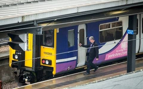 Government primed to wrestle Northern rail from German operator