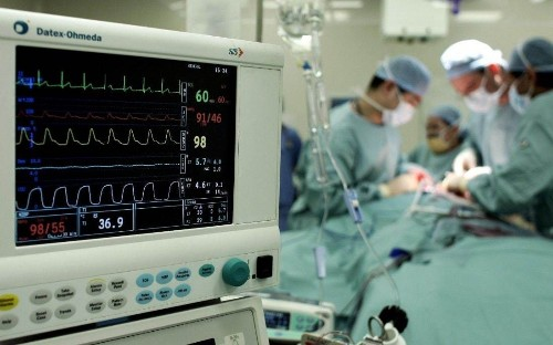 Scotland's NHS 'not financially sustainable', official audit finds