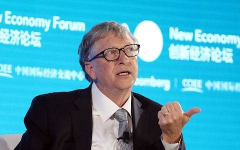 The economy shows the peril of ignoring Bill Gates's prophecy
