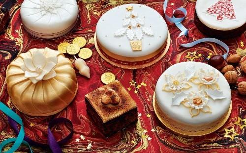 The best Christmas cakes: Angela Hartnett judges budget vs luxury