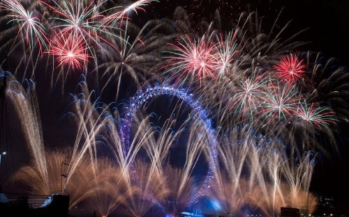 8 fabulous New Year's Eve parties at London hotels for ringing in 2019