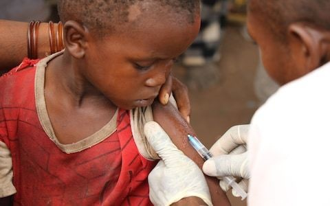 Measles kills 3,600 children in DRC as third emergency vaccine drive launched