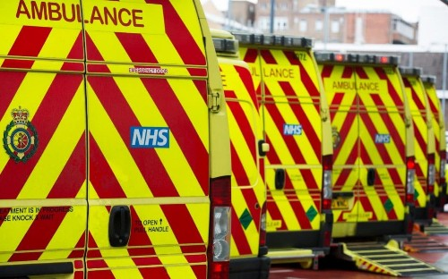 NHS crisis: A&E chiefs from 68 hospitals warn patients are 'dying in hospital corridors' amid 'intolerable' safety risks
