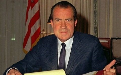 What was Watergate and why did Nixon face impeachment?