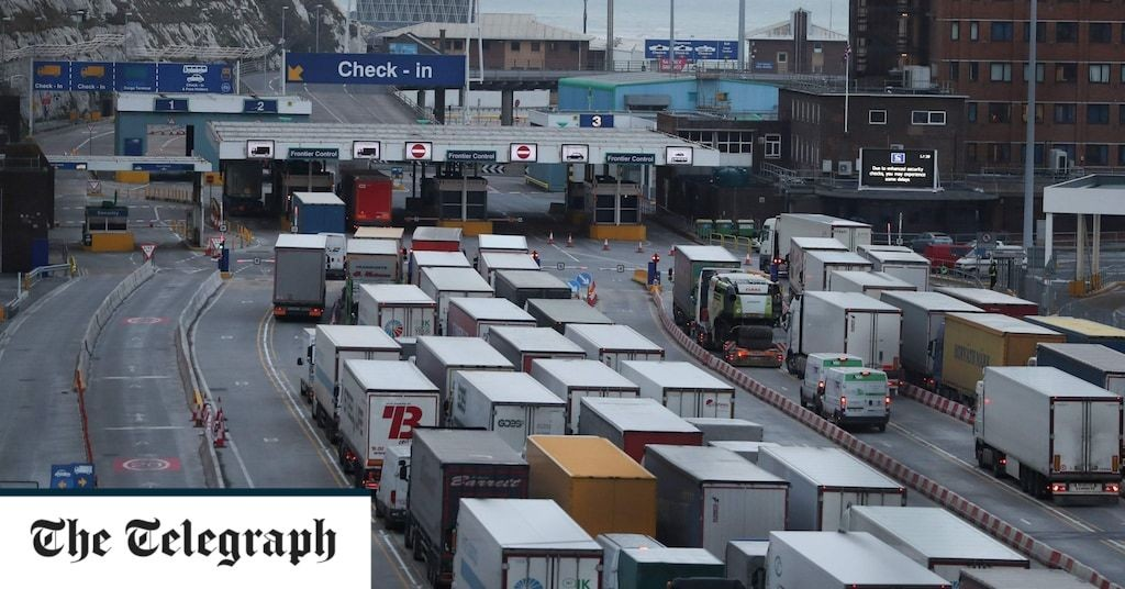Unseen and untested Brexit IT system risks customs chaos